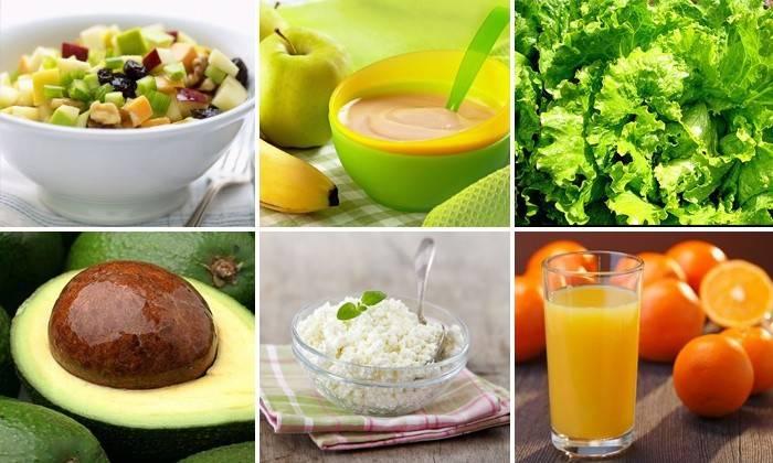 Продукти для схуднення - список, низькокалорійні і дієтичні страви