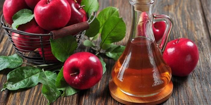 Як пити яблучний оцет для схуднення: рецепти та відгуки