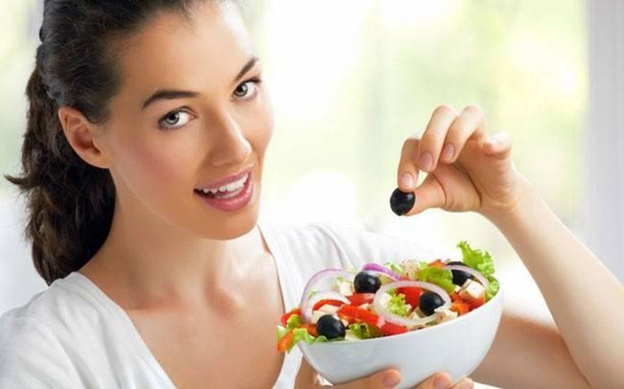 Збалансоване харчування для схуднення - меню на тиждень з рецептами