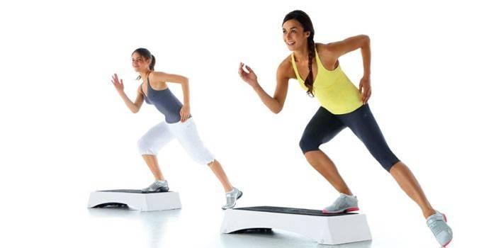 Переваги степ-аеробіки для краси і здоров'я тіла