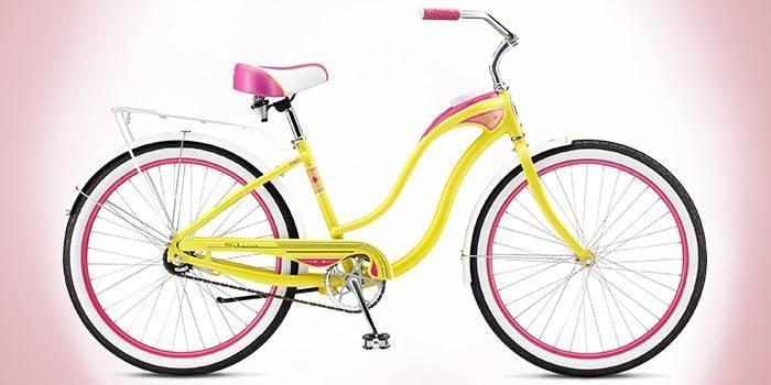 Жіночий велосипед - рейтинг різновидів за характеристиками, призначенням і брендів