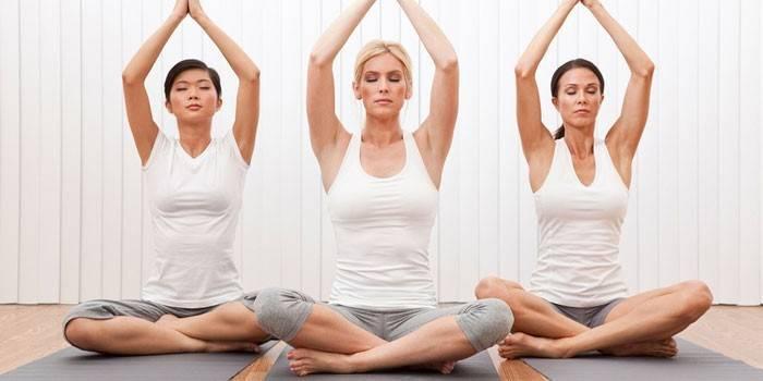 Кундаліні йога для жінок і чоловіків - філософія і практики, результати, протипоказання та відгуки