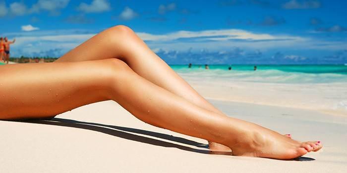 Що зробити, щоб схудли ноги в чоловіка або жінки - обгортання, дієти і комплекси вправ