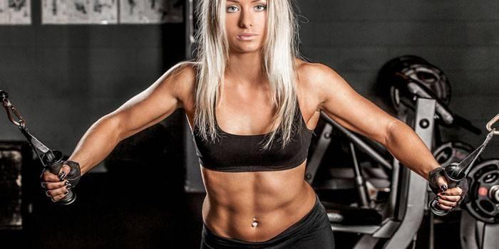 Вправи для схуднення в тренажерному залі для жінок і чоловіків - програми тренувань з відео