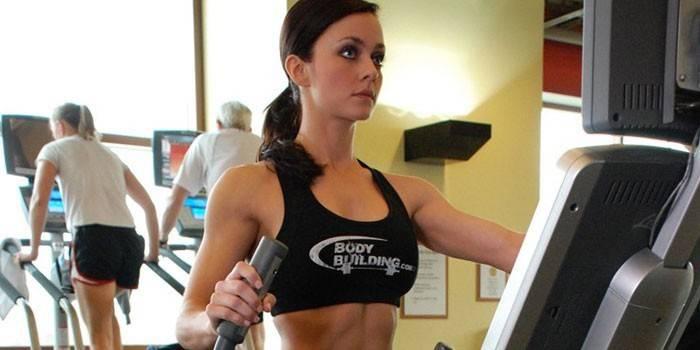 Як займатися на еліптичному тренажері, щоб схуднути - програми тренувань і вправи з відео