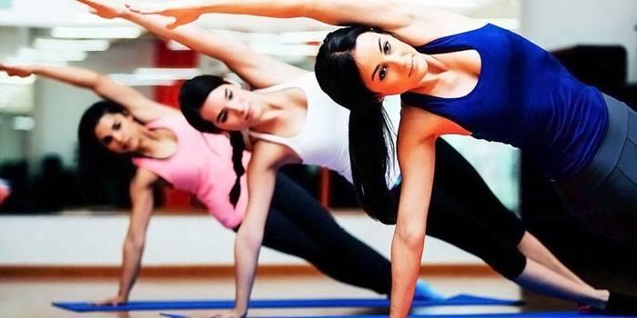 Калланетика - це, комплекс вправ для схуднення в домашніх умовах для початківців з відео