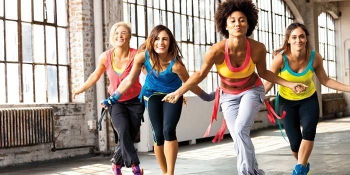 Зумба для початківців для схуднення - базові фітнес руху з результатами та відгуками