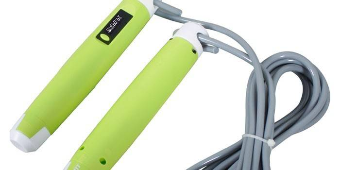 Вправи зі скакалкою - види стрибків, користь для схуднення та комплекс тренувань з відео