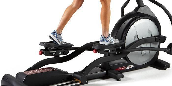 Тренажер Лижі для дому, як правильно займатися для схуднення, відгуки про тренування на еліпсоїді і ціна
