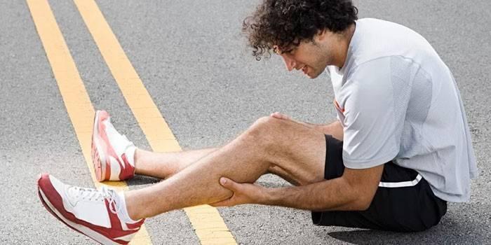 Біль в м'язах після тренування - як позбутися мазями, масажем і народними засобами