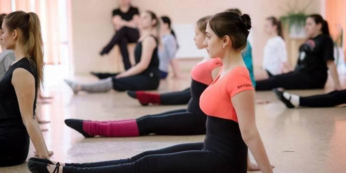 Партерна гімнастика - вправи з адаптивного комплексу Бубновського з відео