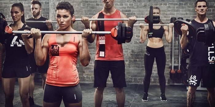 Body Pump - що це таке у фітнесі, тренування зі штангою з відео
