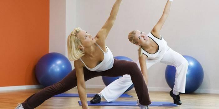 Фітнес-йога - що це таке, уроки для початківців для схуднення з відео і відгуками