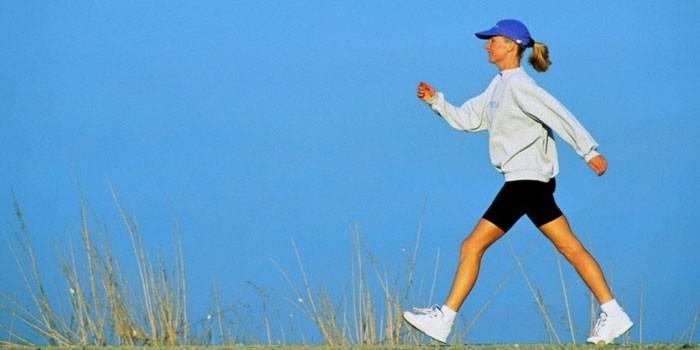 Скільки калорій спалюється при ходьбі: види занять і витрати
