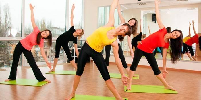 Аеробіка для початківців в домашніх умовах - види занять і уроки для схуднення з відео