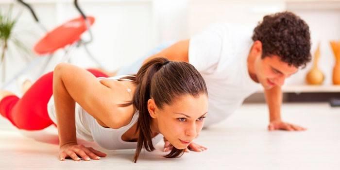 Берпи - що це таке за вправа, як його виконувати для швидкого і ефективного схуднення