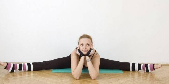 Стретчинг - це і відео уроки на розтяжку м'язів для початківців в домашніх умовах