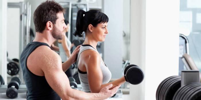 Базові вправи в тренажерному залі: кращі комплекси для новачків