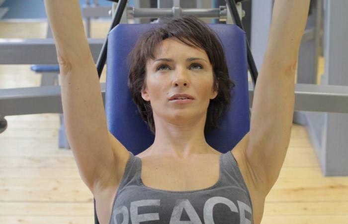Вправи для схуднення від Ірини Турчинской для зниження ваги