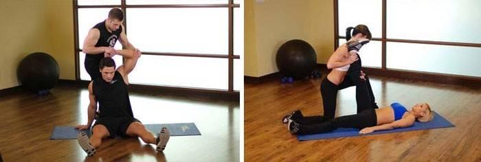 Вправи на розтяжку для початківців в домашніх умовах для дорослих і дітей з фото і відео