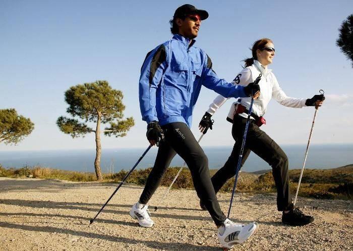 Спортивна ходьба: види технік
