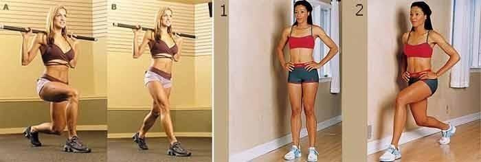 Присідання для схуднення - правильні вправи в домашніх умовах