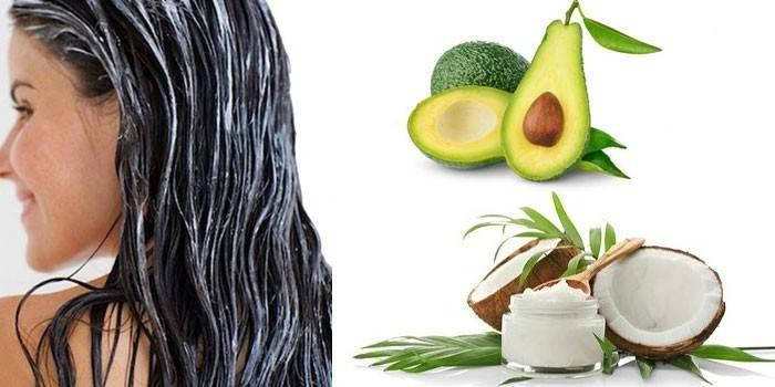 6 масок для волосся з авокадо - найкращі домашні рецепти