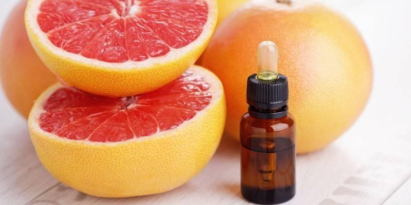 Масло грейпфрута для волосся - кращі рецепти для масок, відгуки