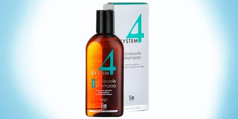 Система 4 для волосся - комплексний вплив для оздоровлення та від випадіння