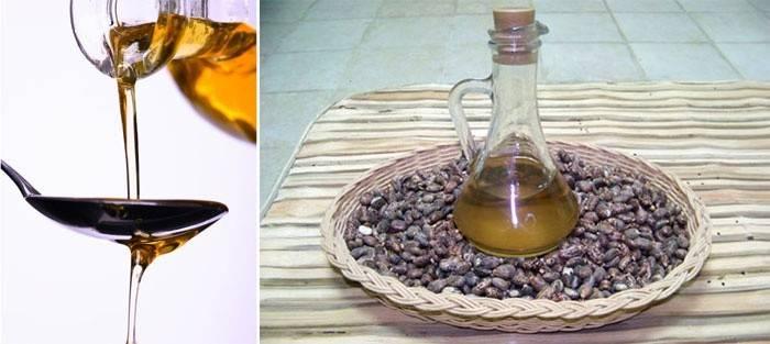 Рицинова олія для волосся - способи застосування в домашніх умовах, рецепти масок, відгуки і відео