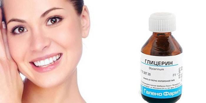 Гліцерин для жирної шкіри - як застосовувати для зволоження і захисту