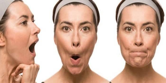 8 кращих вправ від мімічних зморшок на обличчі