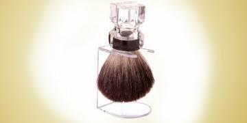 Помазок для гоління - опис популярних моделей з фото і цінами