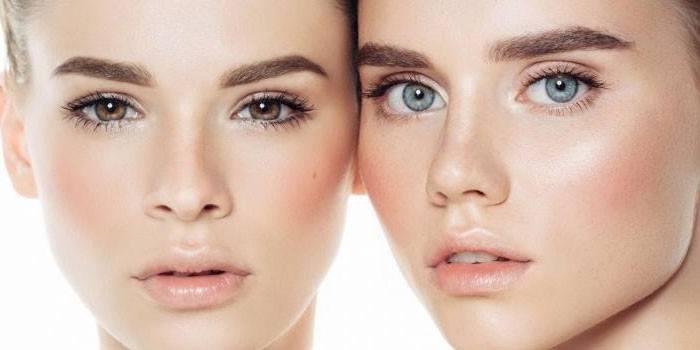 Чутлива шкіра обличчя жирна, суха і комбінована - вибір косметики та препаратів уходових