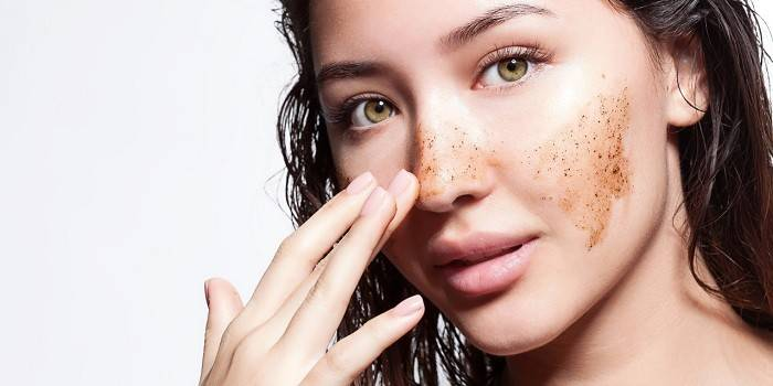 Скраб для обличчя в домашніх умовах - як зробити для жирної, сухої, нормальної та комбінованої шкіри