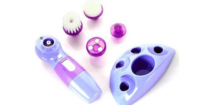 Вакуумний очищувач пір - як використовувати прилад для особи, підготовка до процедури та опис виробів