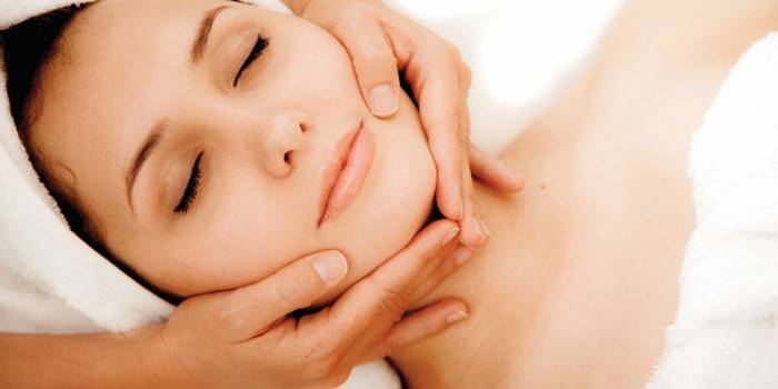 Лімфодренажний масаж обличчя - техніки і схеми проведення процедури, результати з фото до і після