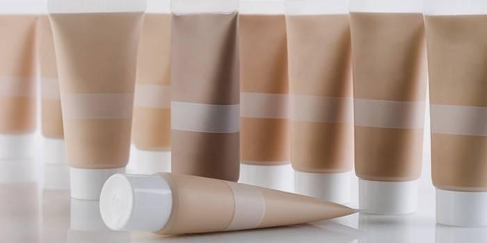 Тональний крем для проблемної шкіри: найкращі засоби від жирності