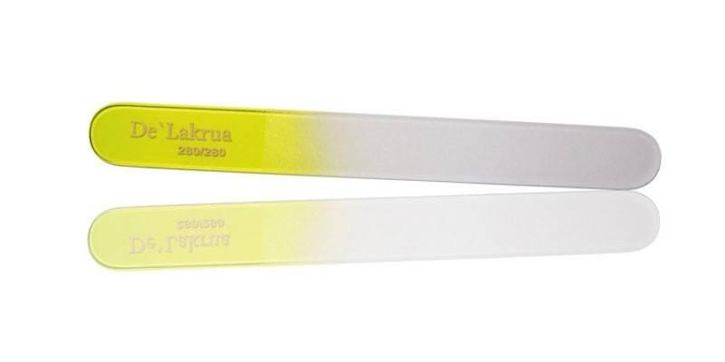 Скляна пилка для нігтів - як правильно вибрати і використовувати для догляду для домашнього манікюру