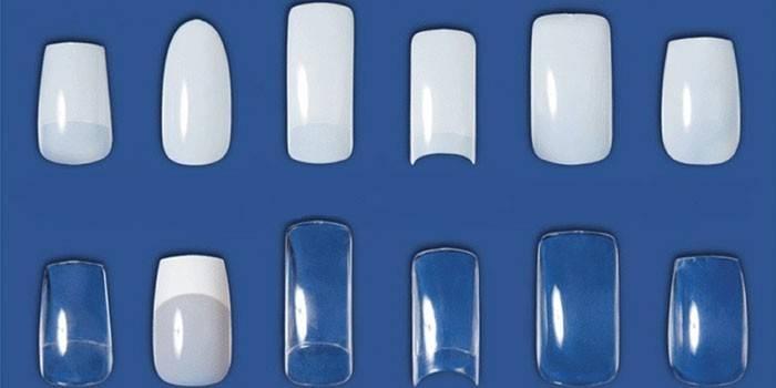 Нарощування нігтів на тіпси в домашніх умовах