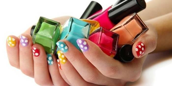 Лак для нігтів - де купити і як вибрати, рейтинг фірм і види, ціни та відгуки