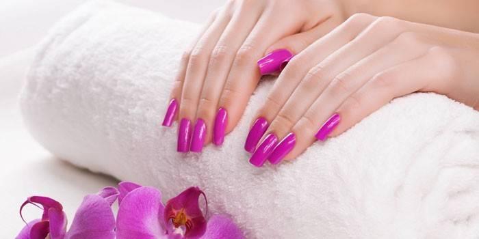Види манікюру і дизайн нігтів, фото