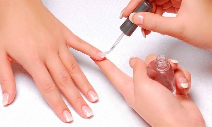 Як зміцнити нігті - гелем, лаком і в домашніх умовах, відео