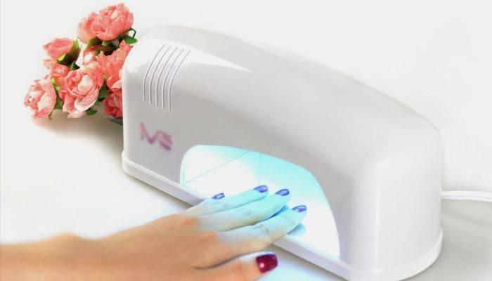 Лампи для шелаку - яку краще купити для домашніх умов, фото, відео та відгуки