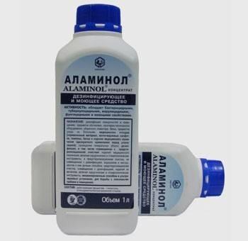 Аламинол для манікюрних інструментів: інструкція по застосуванню