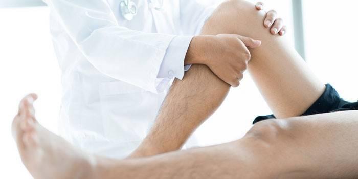 Лімфостаз нижніх кінцівок - лікування в домашніх умовах ліками і рецептами народної медицини