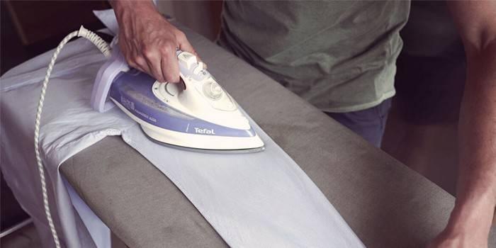 Як гладити бавовняну сорочку - ефективні способи для ідеального результату