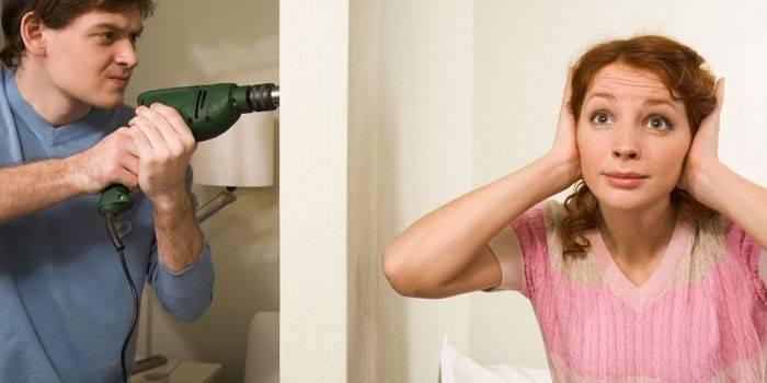 Коли не можна робити ремонт в квартирі - дозволений час, обмеження