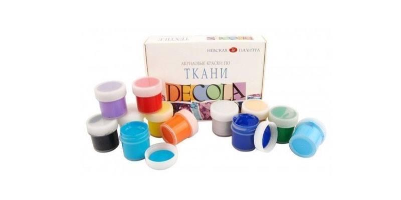 Фарба для фарбування тканини в домашніх умовах і одягу