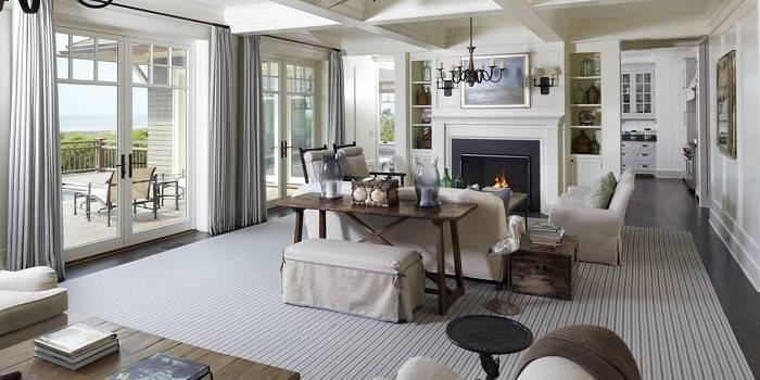 Спальня в стилі прованс будинку